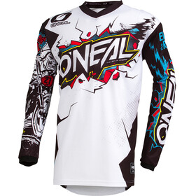 ONeal Element Jersey Men, VILLAIN white